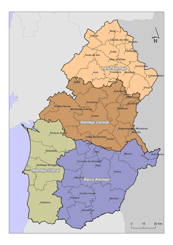 Região Alentejo