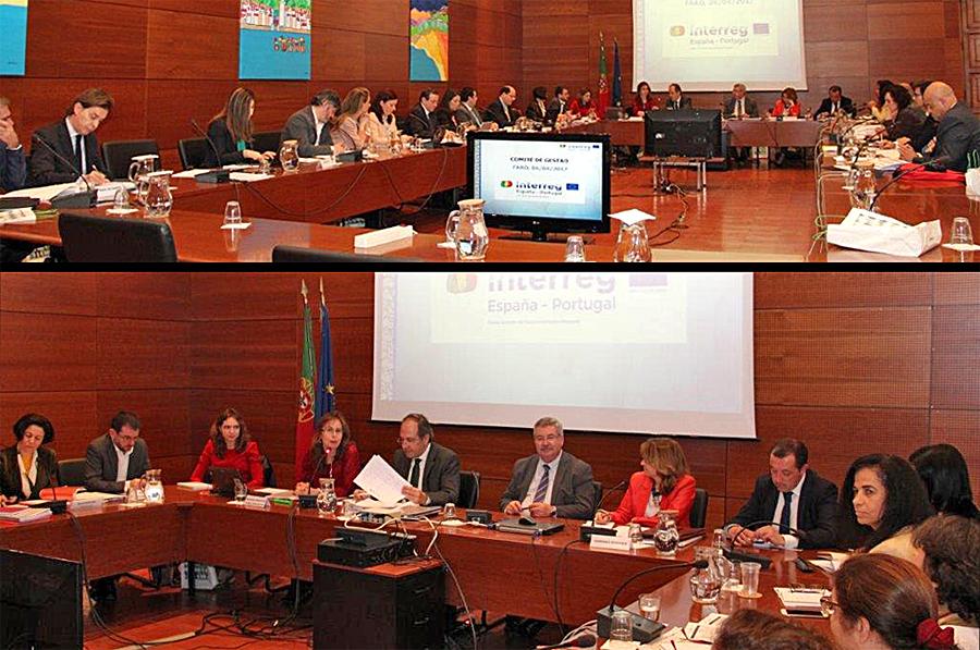 Comité de Gestão do Interreg V-A Espanha Portugal