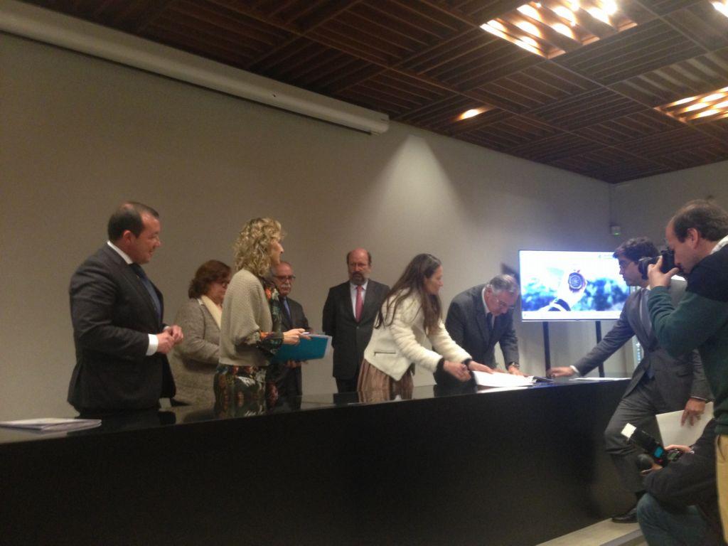 Assinado protocolo para a Agenda Regional da Economia Circular