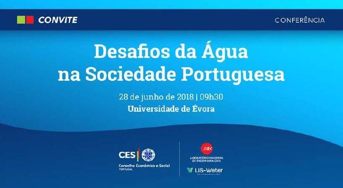 Desafios da Água na Sociedade Portuguesa