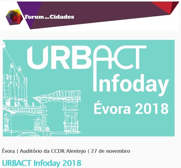 URBACT Infoday 2018