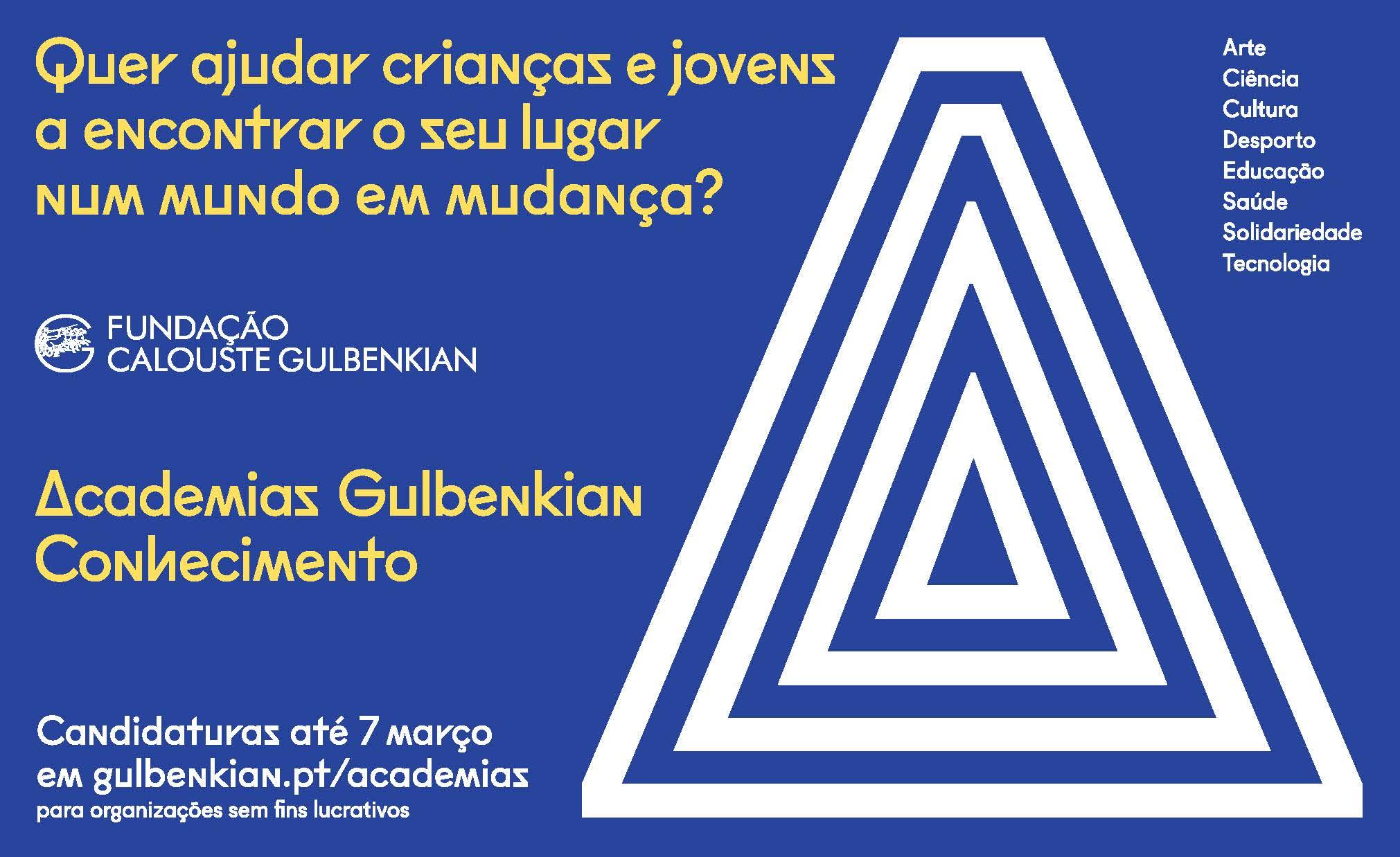 Academias Gulbenkian do Conhecimento