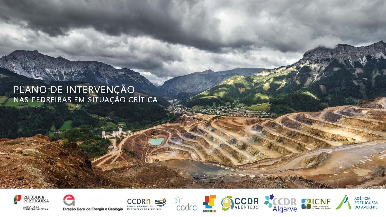 - Plano de Intervenção nas Pedreiras em Situação Crítica (RCM)