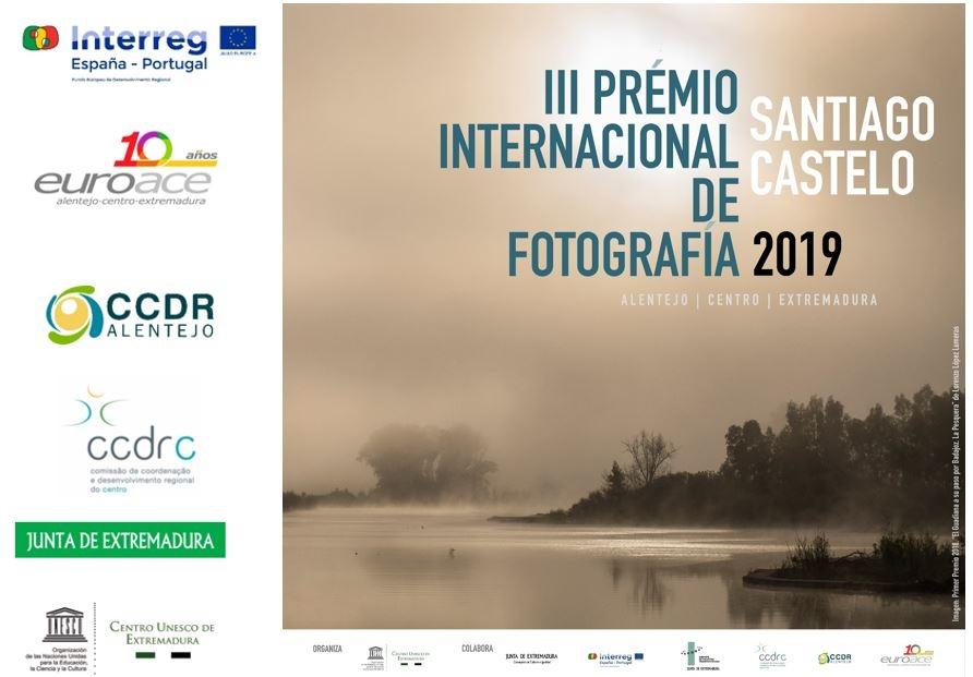 """Prémio internacional de fotografia """"Santiago Castelo"""""""