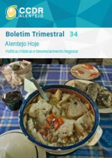 Boletim n.º 34, Alentejo Hoje - Políticas Públicas e Desenvolvimento Regional