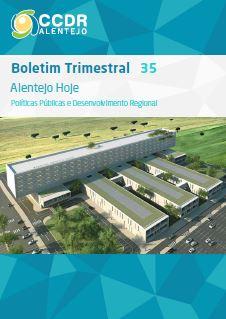 Boletim n.º 35, Alentejo Hoje - Políticas Públicas e Desenvolvimento Regional