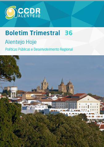 Boletim n.º 36, Alentejo Hoje - Políticas Públicas e Desenvolvimento Regional