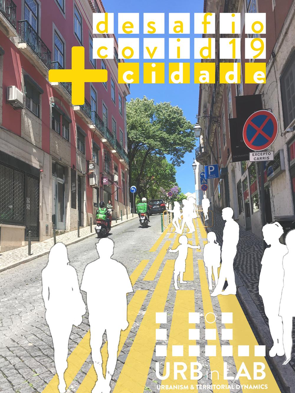 10 medidas para adaptação das Cidades no período pós-COVID-19 - Uma reflexão do URBinLAB