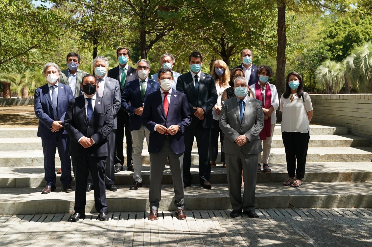 Reunião do Conselho da Eurorregião EUROAAA , Alentejo, Algarve e Andaluzia