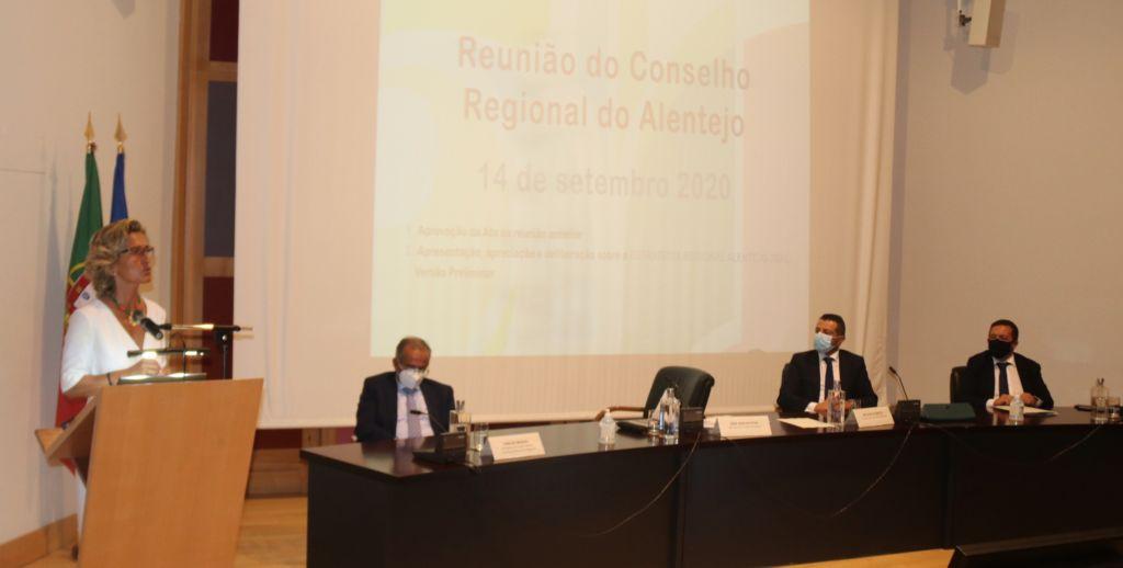 Reunião Conselho Regional