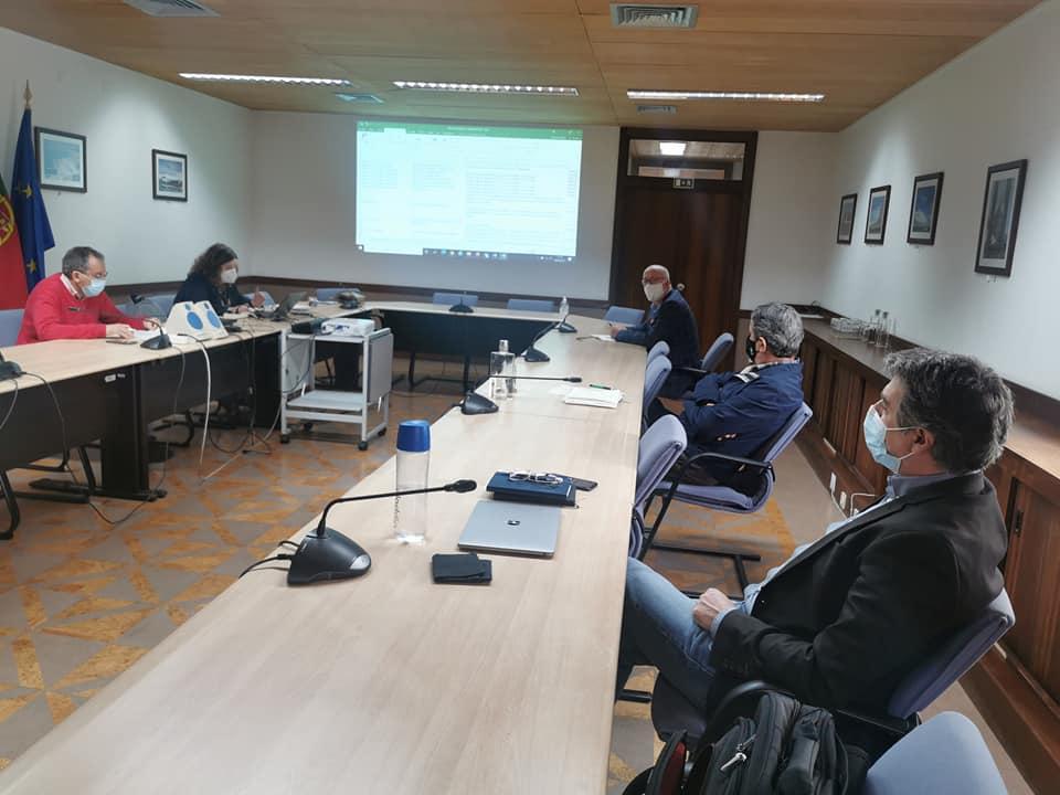 Reunião da Comissão Diretiva do ALENTEJO2020